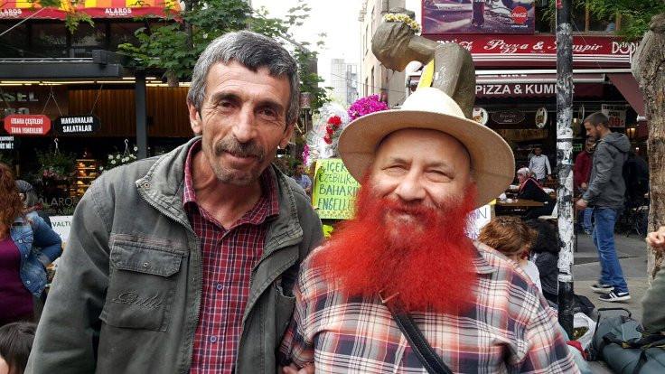'Konur Sokak'ın Yaşar Abisi' döndü