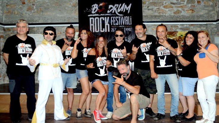 Bodrum'da rock günleri