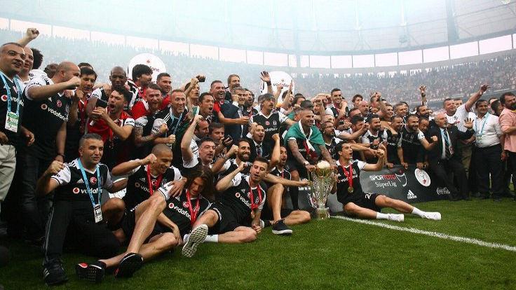 Şampiyon Beşiktaş, kupasını aldı - Sayfa 2