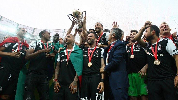 Şampiyon Beşiktaş, kupasını aldı - Sayfa 3