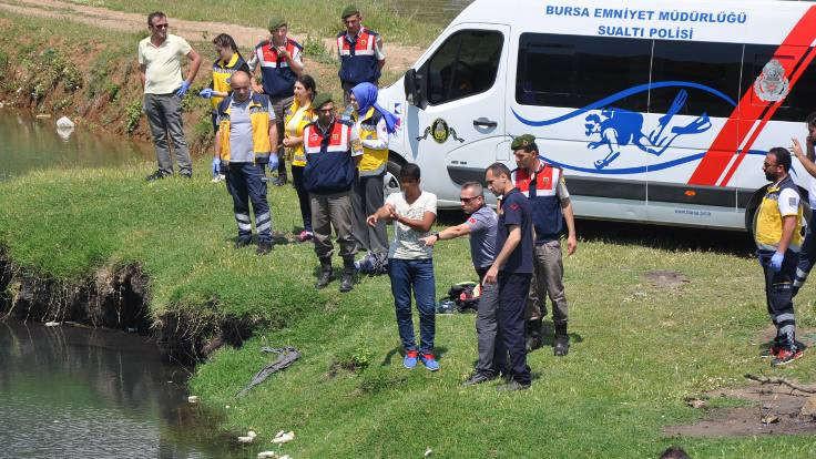Bursa'da 2 öğrenci boğuldu