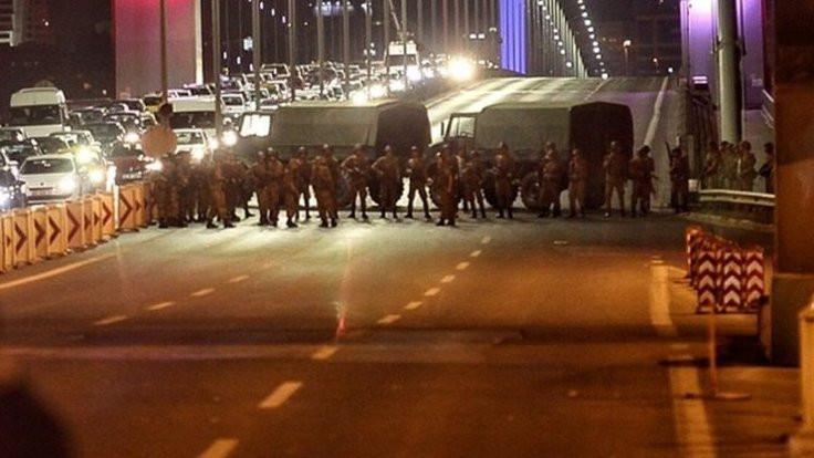 15 Temmuz Şehitler Köprüsü davasında, sanıkların tutukluluğu devam edecek