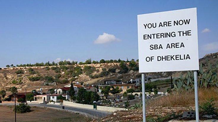 Kıbrıs'ta üsse bombalı saldırı