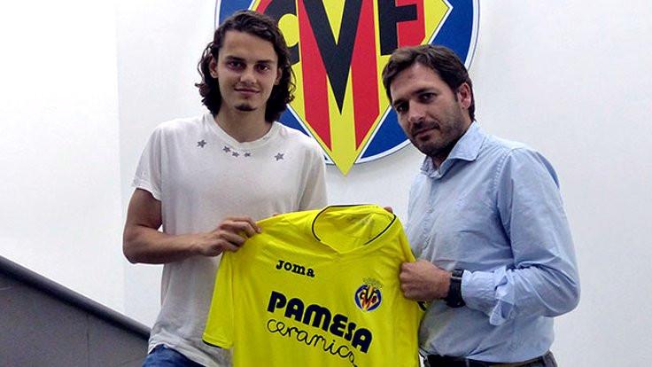 Enes Ünal Villarreal'de!