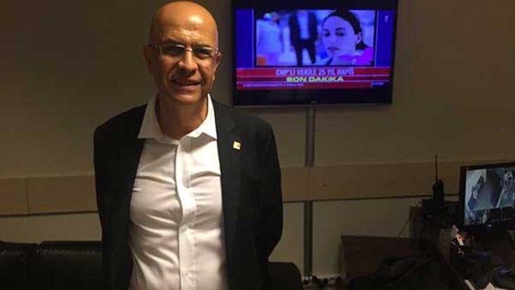 Enis Berberoğlu'nun cezasına itiraz edildi
