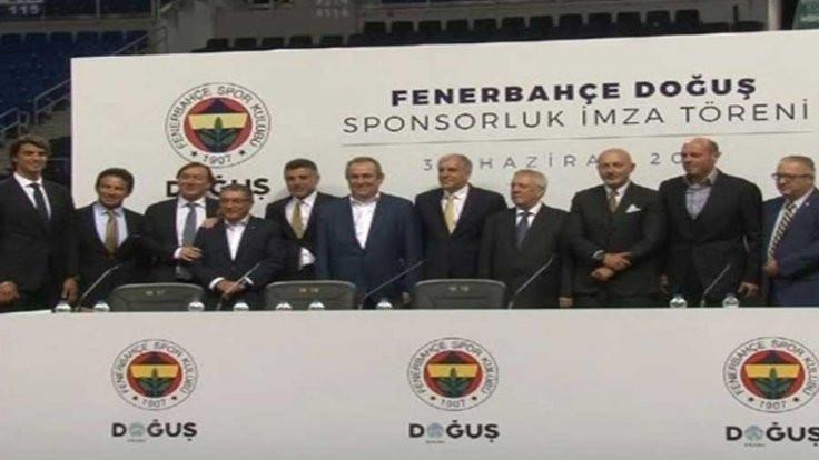 'Fenerbahçe Doğuş' oldu