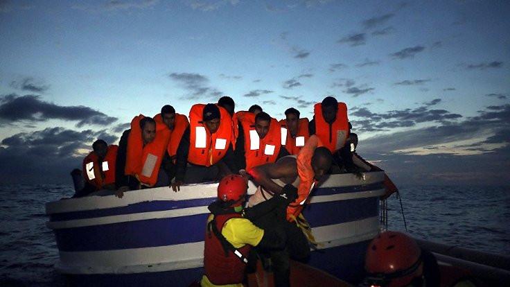 'Türkiye'den gelen göçmen sayısı artıyor'