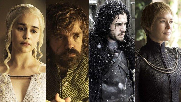 Game of Thrones ders oluyor