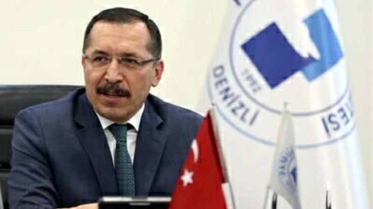 Rektör Hüseyin Bağ'dan soruşturma açıklaması
