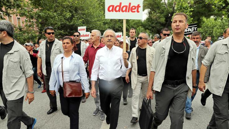 Polis Kılıçdaroğlu'nu nasıl izliyor?