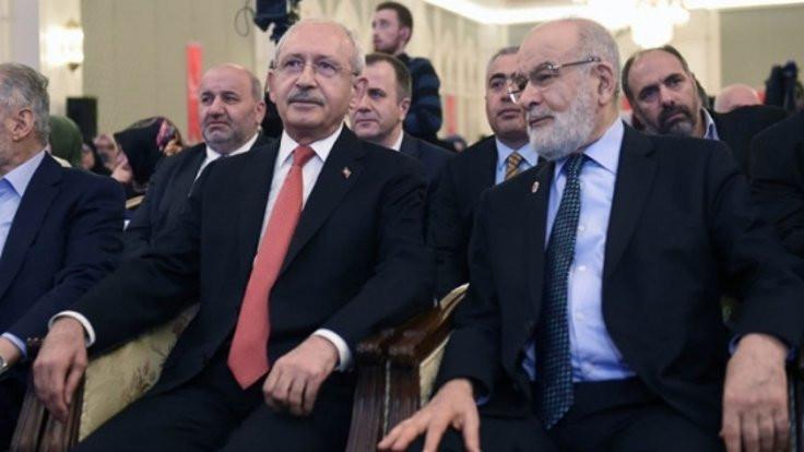 Karamollaoğlu'ndan Kılıçdaroğlu'na telefon
