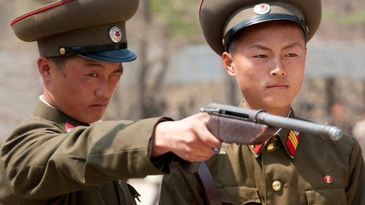 Dünya senden ne çekti Kuzey Kore!