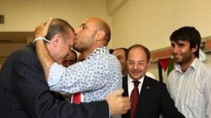 Erdoğan'ı öpen Harati terör listesinde