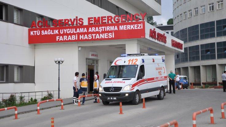 Hakkari ve Trabzon'da askerlere saldırı