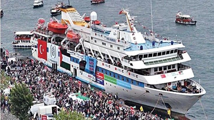 Mavi Marmara'da tazminat skandalı