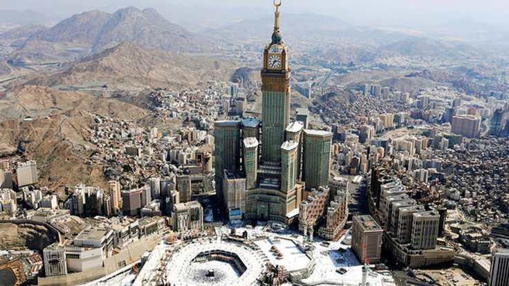 Mekke'de silahlı çatışma: 1 ölü