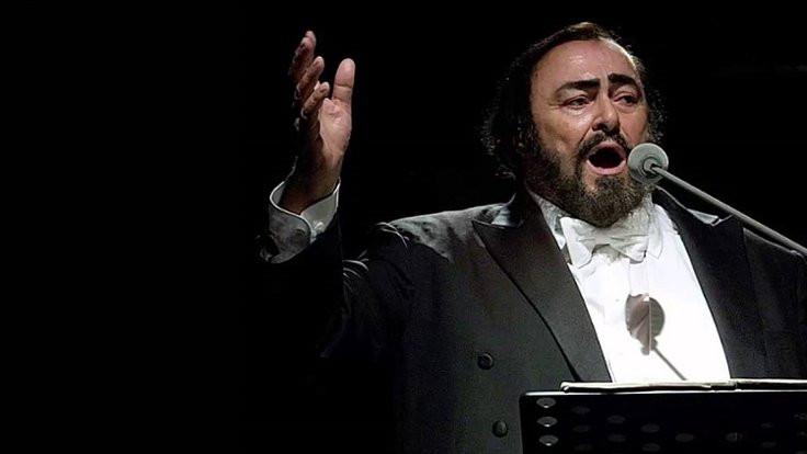 Pavarotti'nin hayatı belgesel oldu