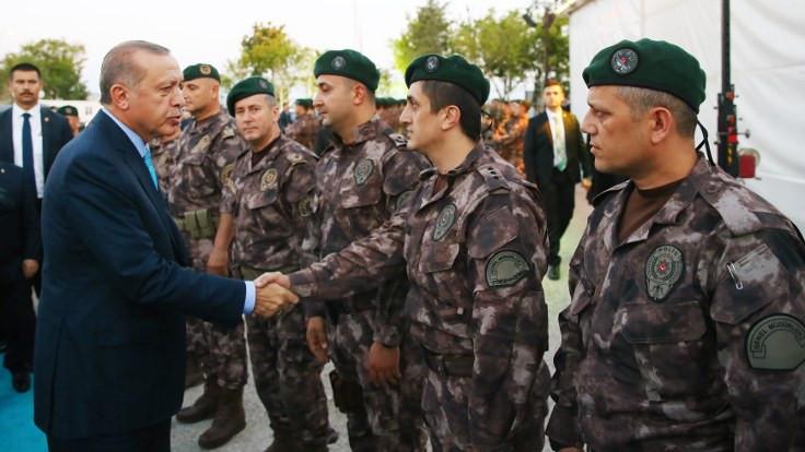 'Terörle mücadelede yeni bir döneme girildi'
