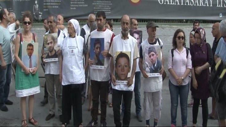 Ankara ve İstanbul'da Roboski eylemi