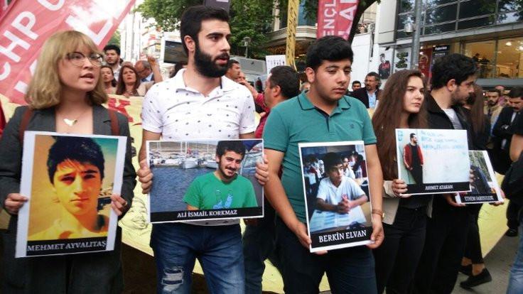 Ethem Sarısülük, Ankara'da anıldı