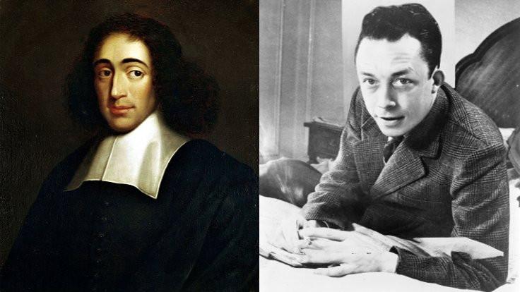 Camus ve Spinoza için 'örgüt üyesi' iddiası