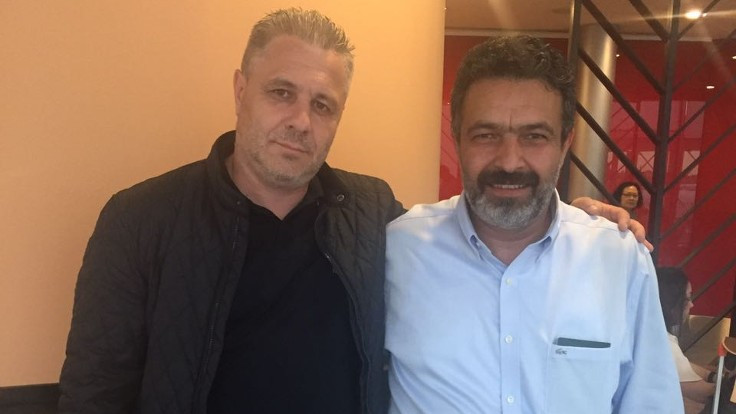 Kayseri'nin yeni teknik direktörü belli oldu
