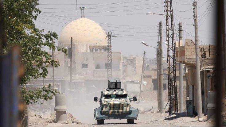 Irak/Suriye: Maç sonu kavgası