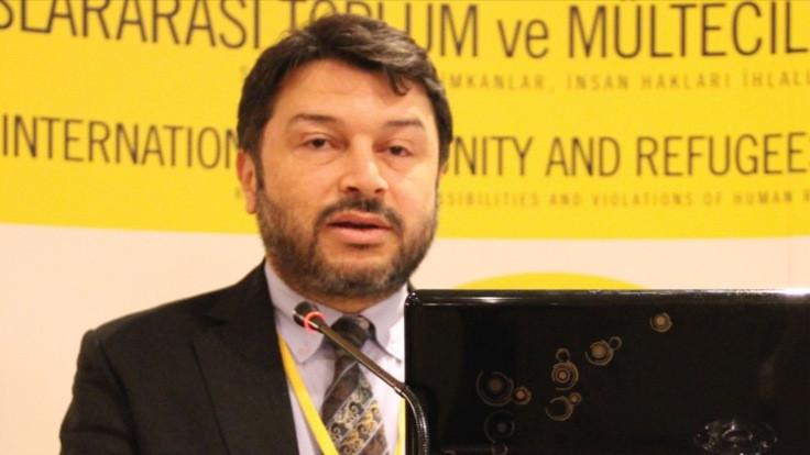 Af Örgütü yöneticisine 'FETÖ' gözaltısı