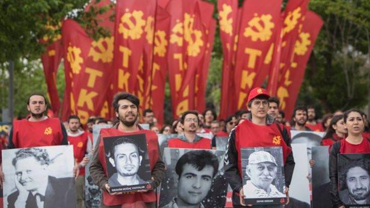 3'ü TKP üyesi 10 kişiye hapis cezası