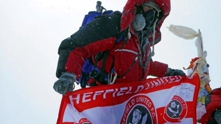 'Öleceksin' dediler, Everest'e tırmandı