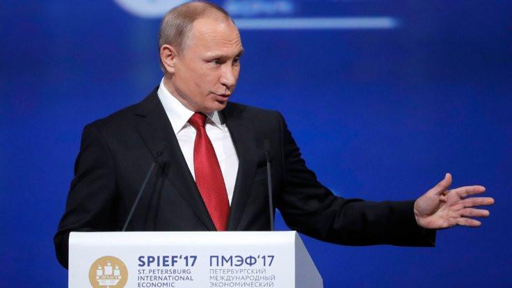 Putin: Esad'ı en çok görüşene sorun