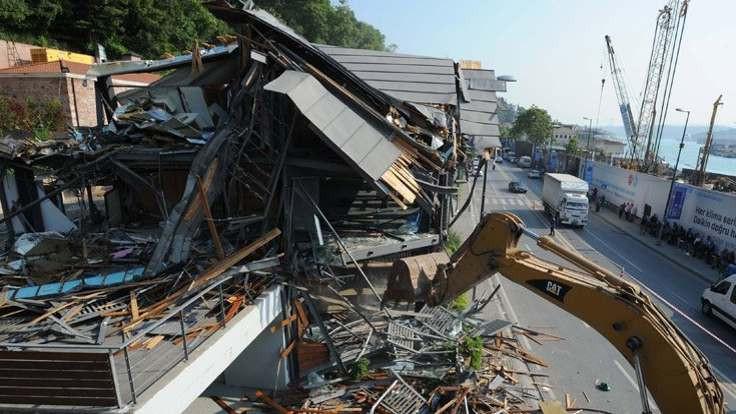İstanbul Boğazı'nda 3 bin bina yıkılacak