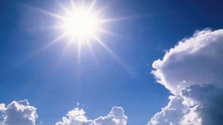 Meteorolojiden tatilcilere uyarı