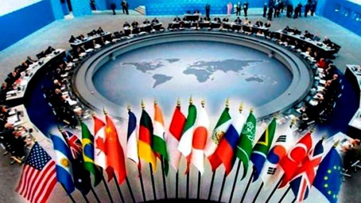 'Uluslararası mali sistem, terörün finansmanını imkansız kılmalı'