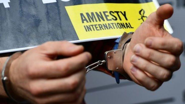 Af Örgütü'nden Türkiye'ye kınama