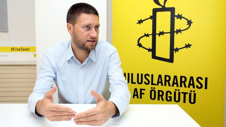 'Baskılar sivil toplumu yok edecek'