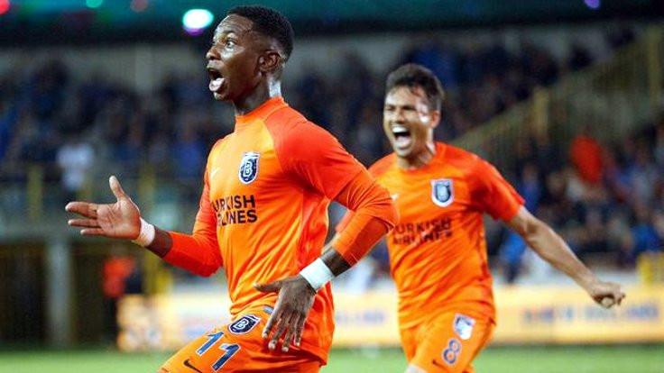İlk maçta avantaj Başakşehir'in