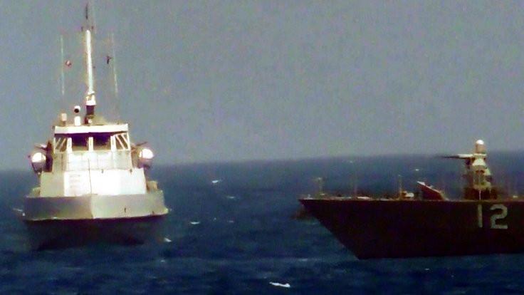 İran'dan 'ateş açma' açıklaması