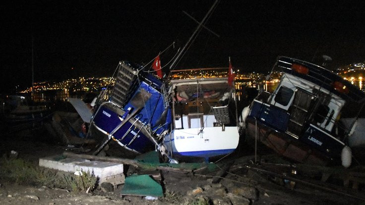 Kandilli: Tsunami oldu