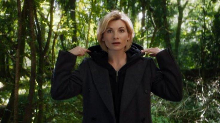 Doctor Who'da ilk kadın doktor
