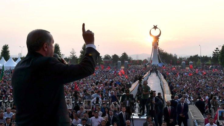 'Türk hükümeti artık ölçü tanımıyor'