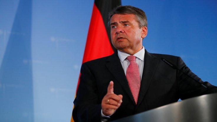 Almanya: Türkiye ile ilişkilere böyle devam edemeyiz
