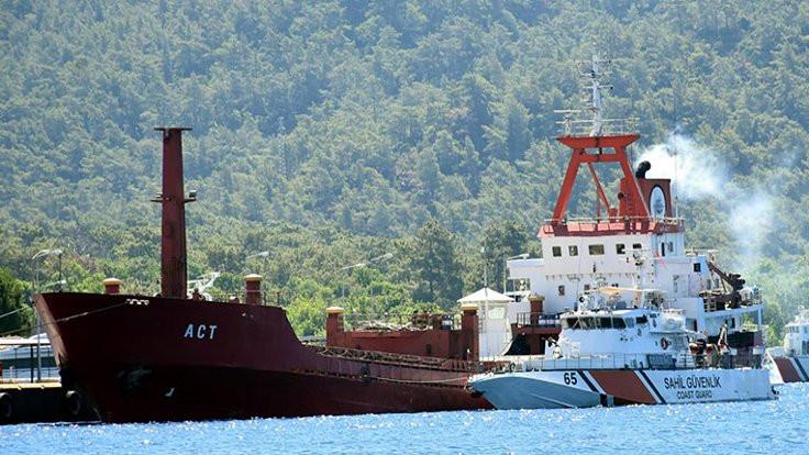 Yunanistan: Gemi ihbarı ABD'den geldi