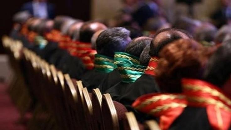 İdari yargıda 154 kişinin görev yeri değiştirildi