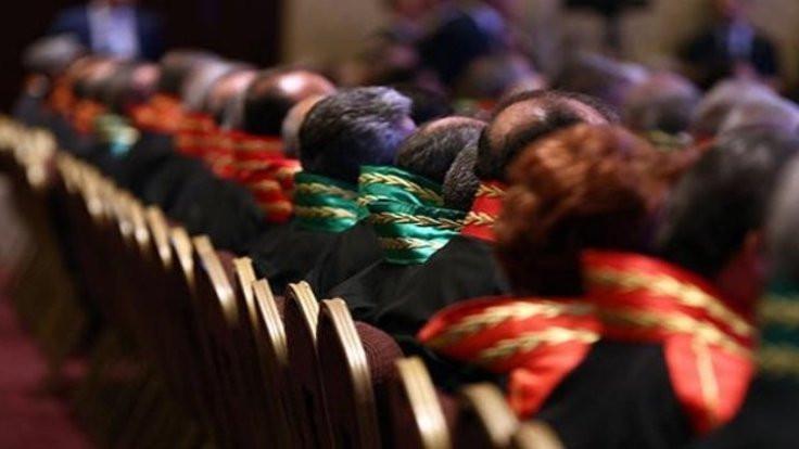 154 hakimin daha görev yeri değişti