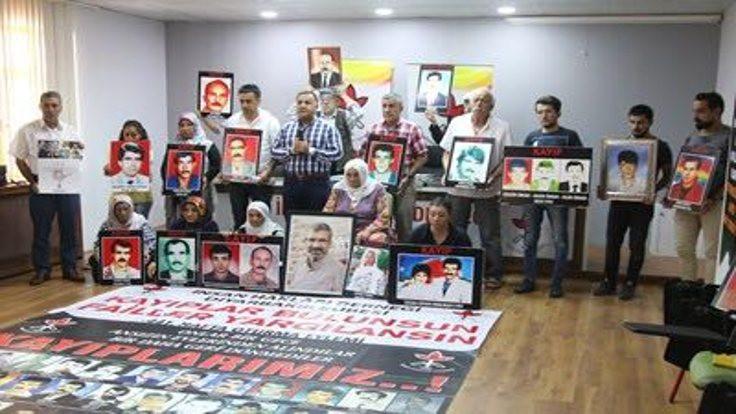 Kayıp yakınları 441. haftada: Adalet uzun soluklu bir mücadele