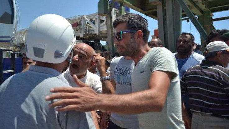 'Zeytin için jeotermale hayır'
