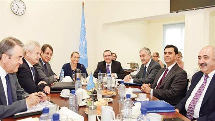 Kıbrıs müzakereleri 'bağrışarak' bitti