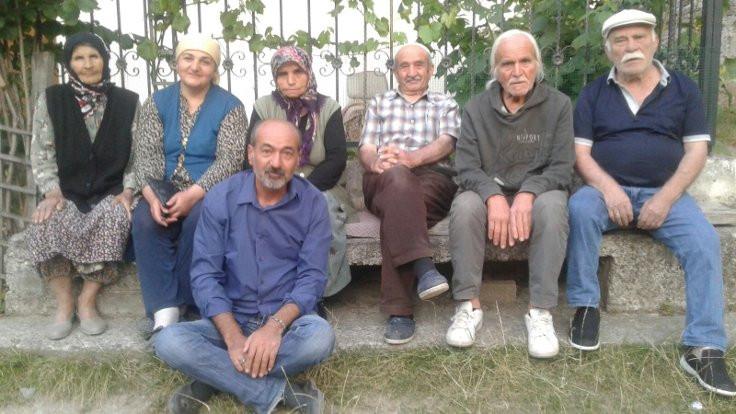 Ankara'ya yürüyen Kızılçay'a 'köy hapsi!'