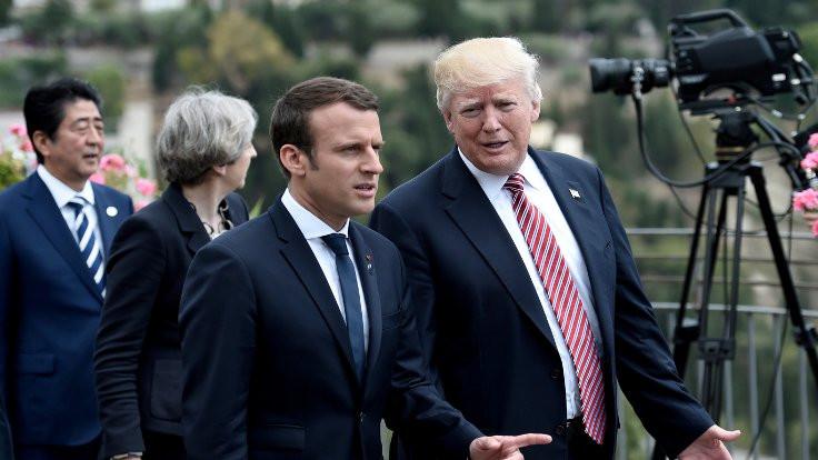 Halkı olmayan popülist: Macron